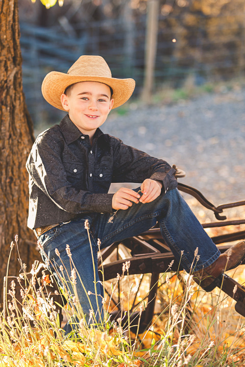 Wilson Creek Fall Family Session Ellensburg Lifestyle Photographer