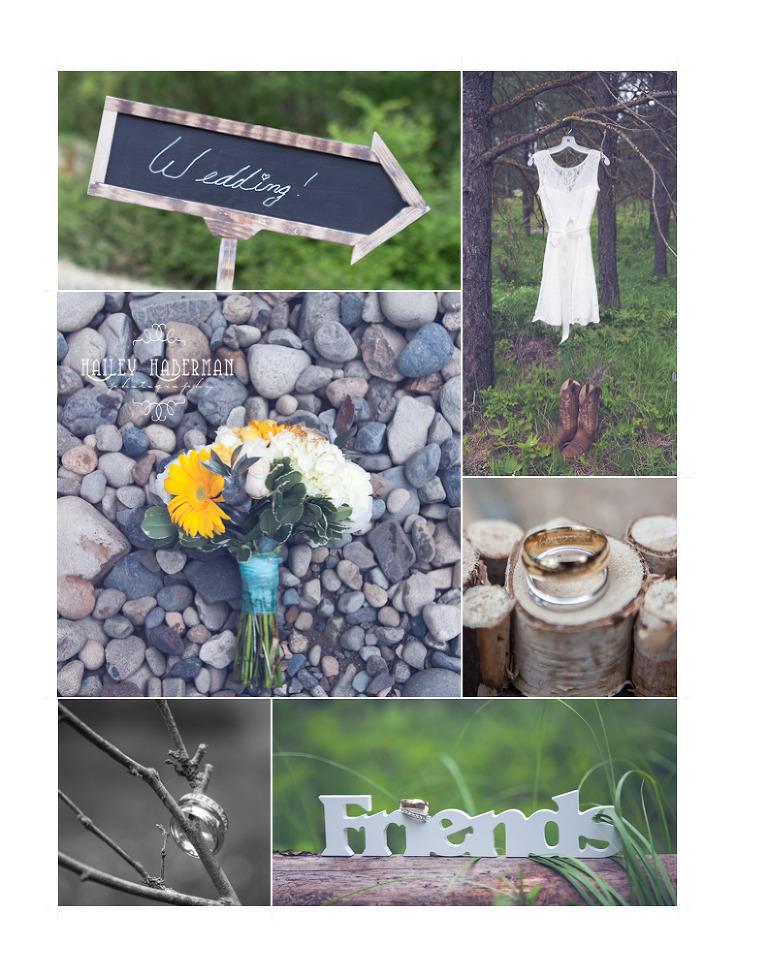 wedding decor and details, Backyard Wedding in Suncadia Resort by Cle Elum Photographer Hailey Haberman