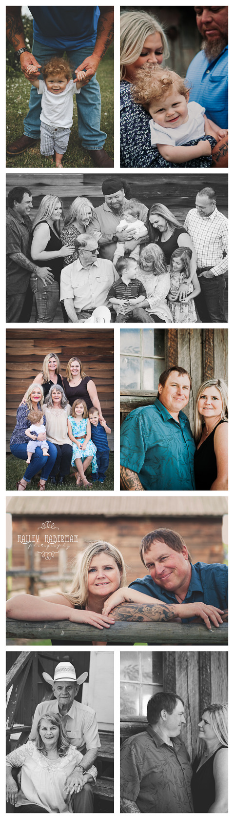 Spring Family Session with Krebs by Hailey Haberman Ellensburg Lifestyle Photographer