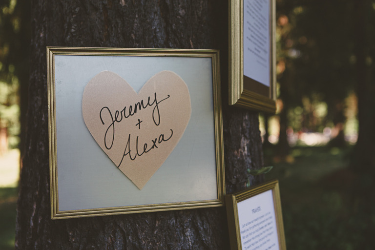 Country Wedding in the Woods with Jeremy & Alexa by Hailey Haberman Cle Elum Photographer