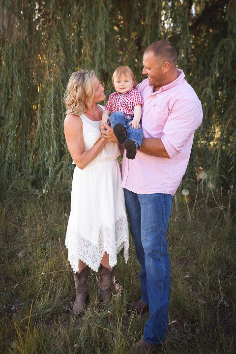 family snuggling, Rhett Turns One- lifestyle Family Session by Hailey Haberman in Ellensburg WA