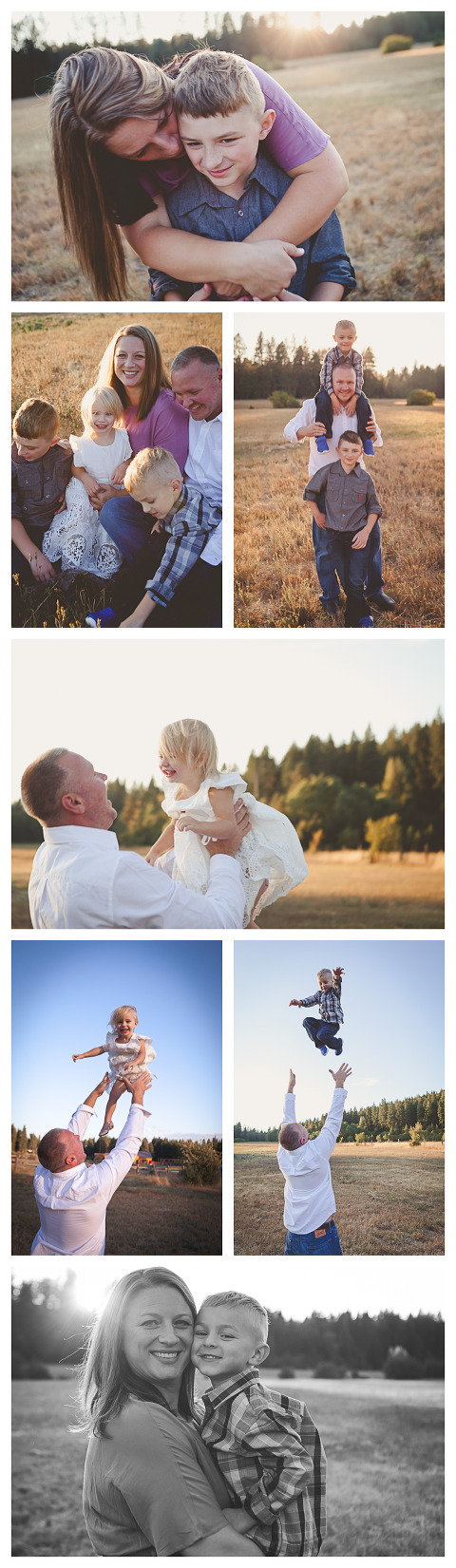 Girton Family, lifestyle photography by Hailey Haberman in Cle Elum, WA