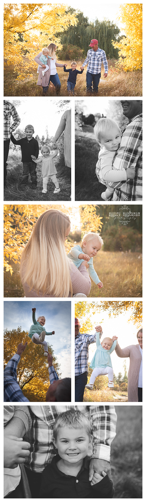 Fowler Lifestyle Family Session by Hailey Haberman in Ellensburg WA