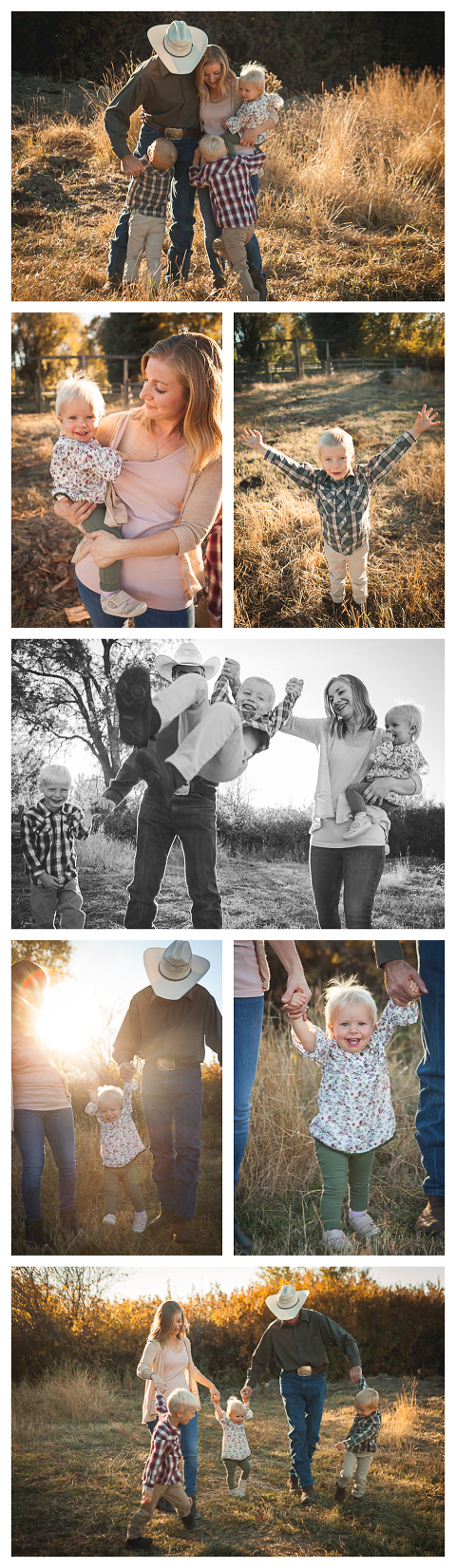 Connelly Lifestyle Family Session by Hailey Haberman 2018 in Ellensburg WA