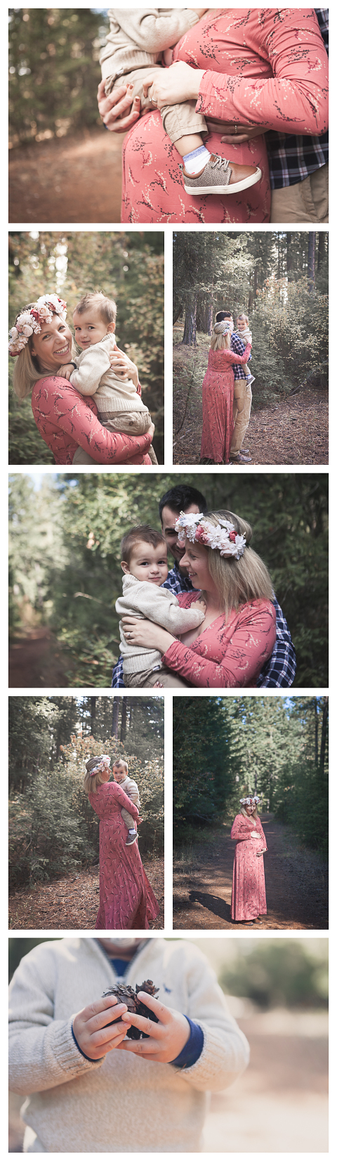 Vitou lifestyle maternity session by Hailey Haberman in Cle Elum WA