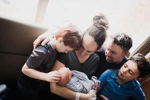 Baby Corbin-lifestyle newborn photography by Hailey Haberman in Ellensburg WA