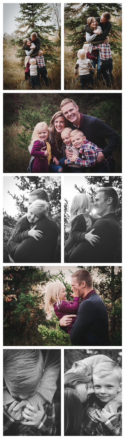 Robertson Family, Lifestyle session captured by Hailey Haberman, Ellensburg, WA