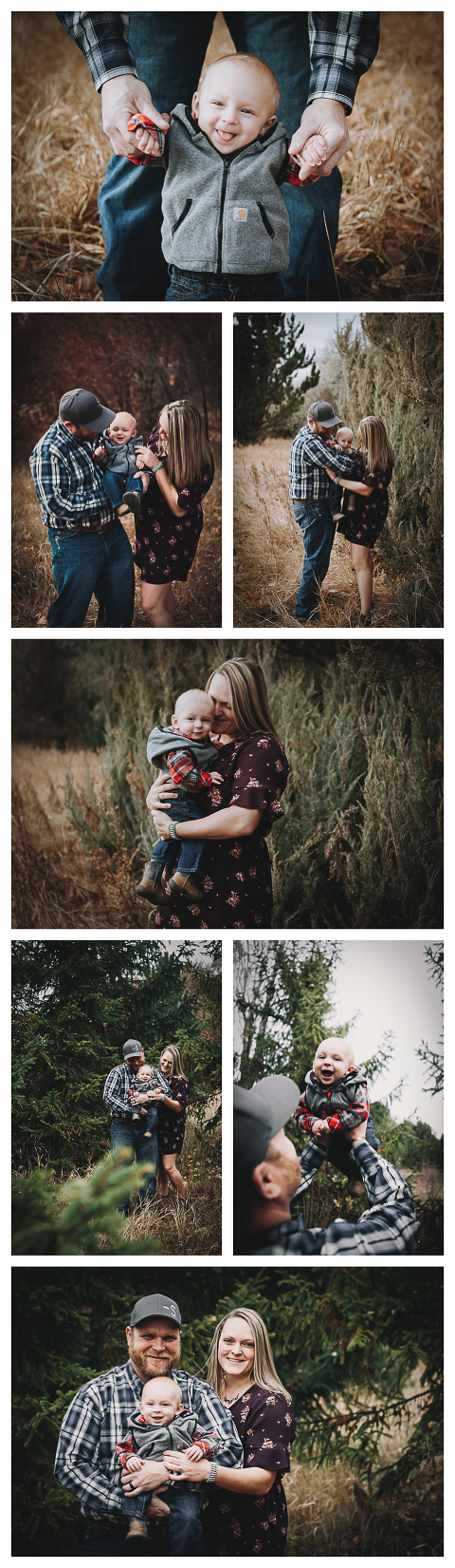 Haberman Family, Lifestyle session captured by Hailey Haberman, Ellensburg, WA