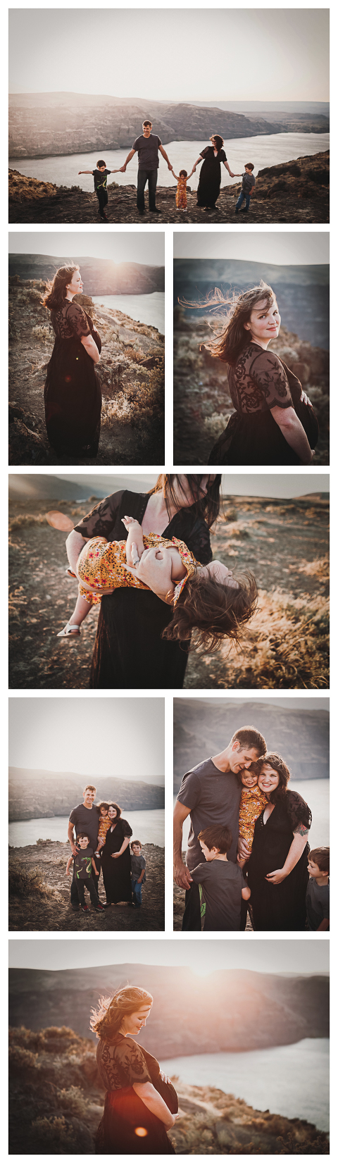Baby Elek-lifestyle newborn photography by Hailey Haberman in Ellensburg WA