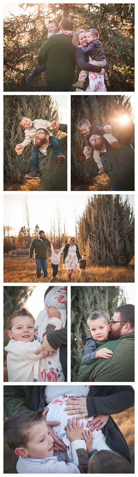 Baby Abby lifestyle newborn photography by Hailey Haberman in Ellensburg WA