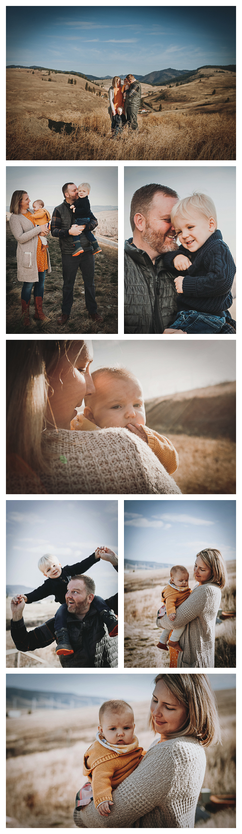 Coyne Family, Haberman Family, Lifestyle session captured by Hailey Haberman, Ellensburg, WA