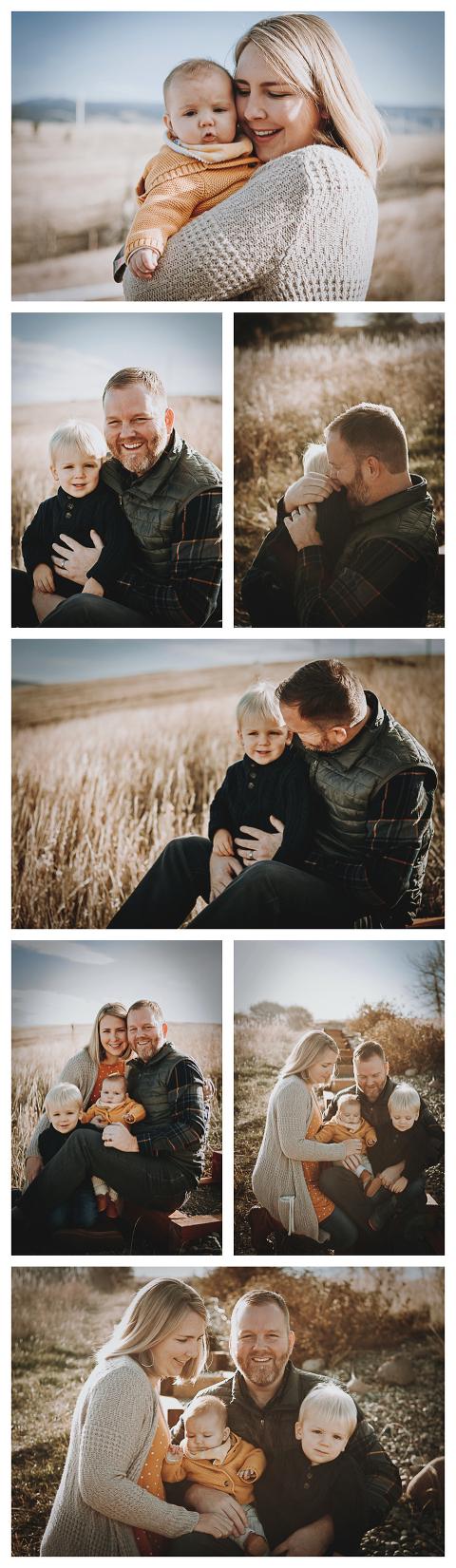 Coyne Family, Haberman Family, Lifestyle session captured by Hailey Haberman, Ellensburg, WA