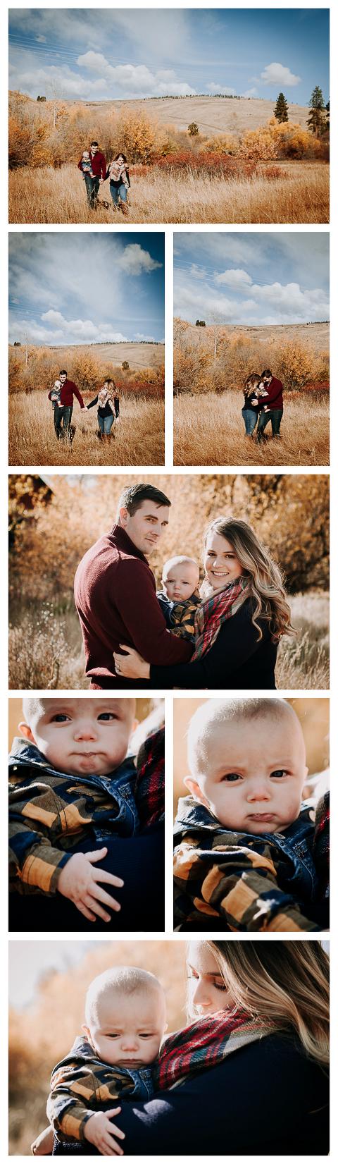 Elliott Family, Haberman Family, Lifestyle session captured by Hailey Haberman, Ellensburg, WA
